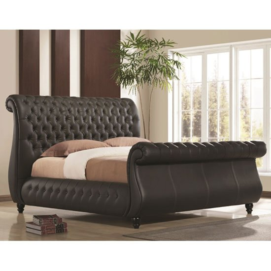 Swan Black - Buying Furniture Online: Double Bed Ideas To Make The Room Cosier