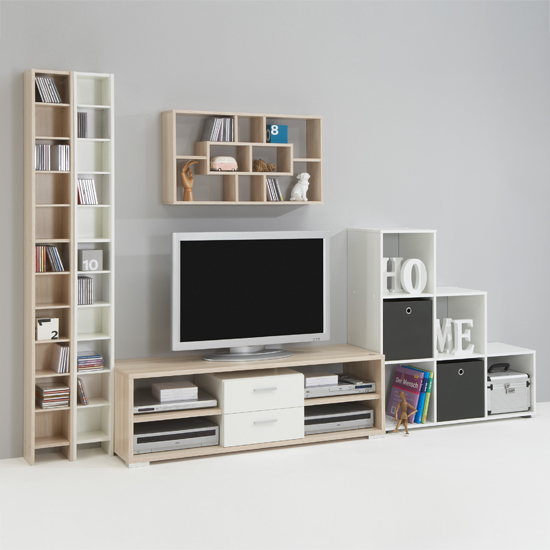 TV Kombi 1 - How To Make The Most Of Your Apartment Space: 10 Fantastic Ideas That Work