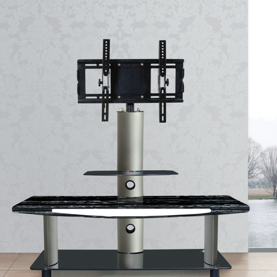 TVA920B BL 7star - 5 Impressive Benefits Of A White TV Stand With Bracket