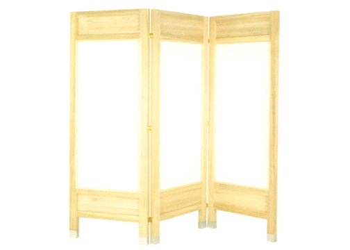 Three Panel Room DividerN - Room Dividers: Vintage And Antique Models To Consider