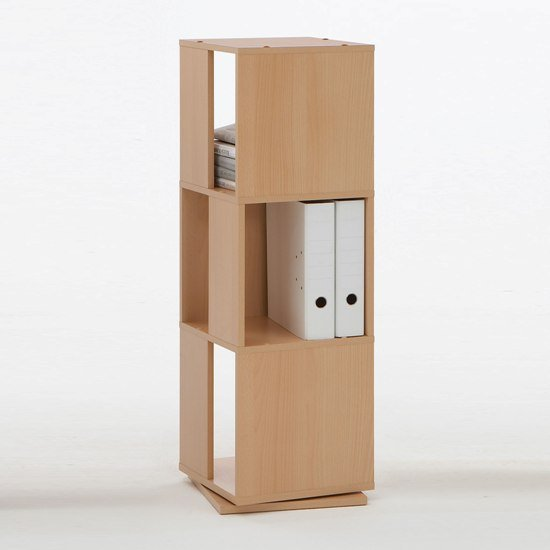 Revolving Office Storage Unit