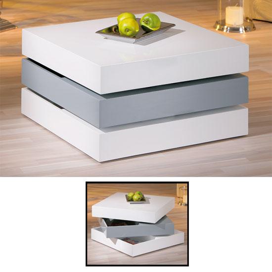 Stefan High Gloss Black 4 Drawer Chest Buy Modern Chest  : Trilogie coffee table from www.furnitureinfashion.net size 550 x 550 jpeg 36kB