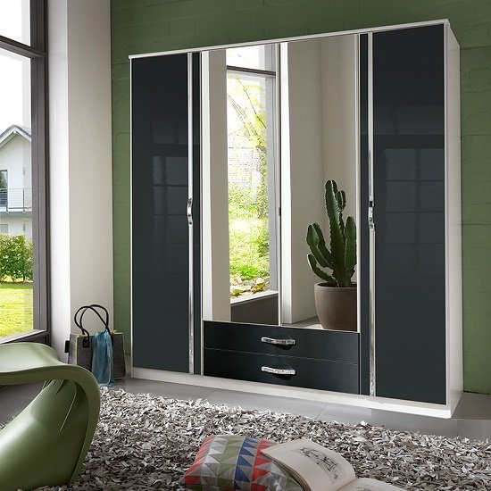 Trio 067 453 4Doors+2Drawers - 5 Important Tips For Buying A New Wardrobe