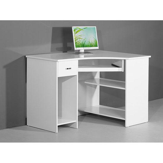Computer Desk Whiteghantapic