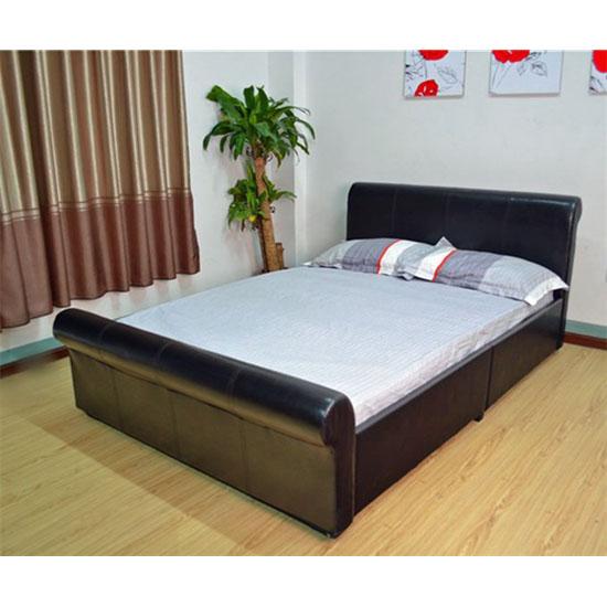 Vermont Sleigh Bed