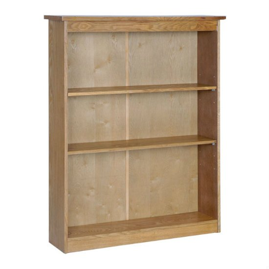Vermont Low Wide Bookcase