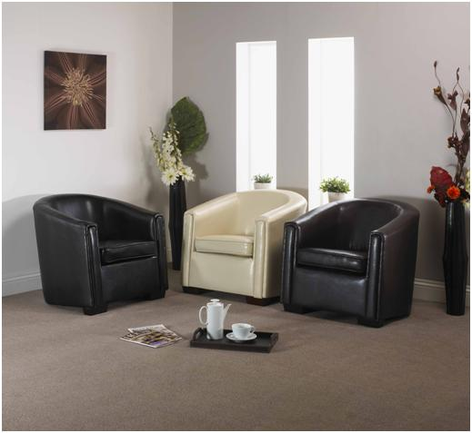 Vienna Tub Chairs - Bachelor Apartments Style Sofas
