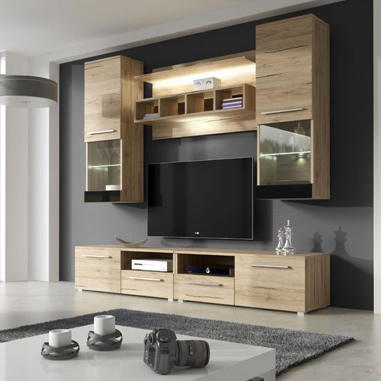 WU 2030   MB1 - How To Choose Contemporary TV Stands & Entertainment Centers That Perfectly Fit Your Room