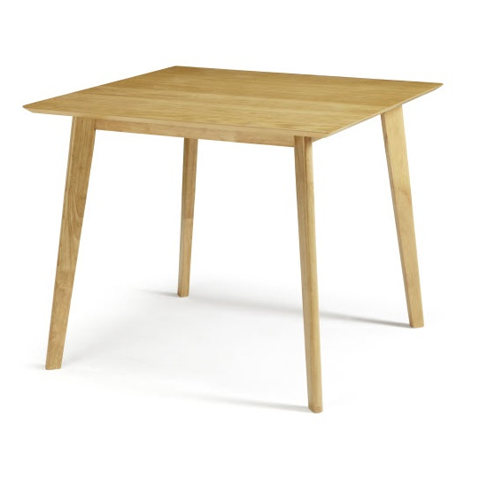 Weinstein Dining Table Square In Solid Oak