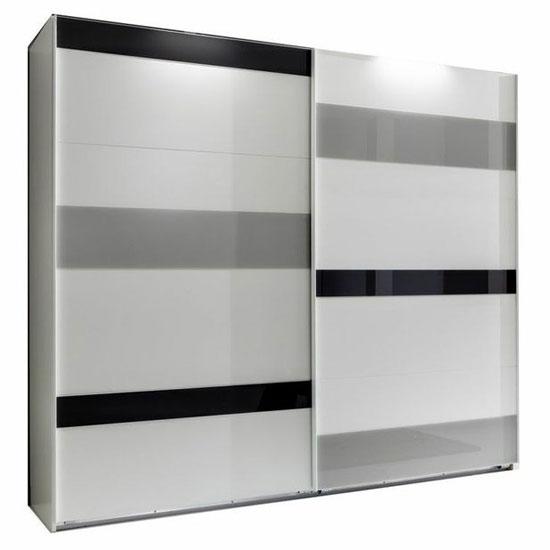Wimex Mondrian SW 180cm - 5 Latest Examples Of Trendy Bedroom Furniture