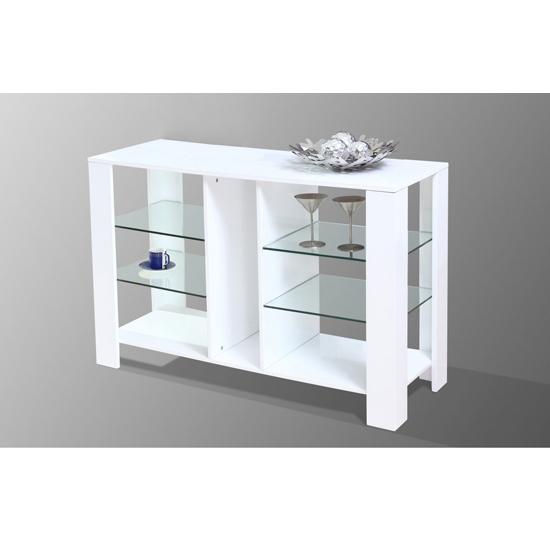 Woborn Display Cabinet High Gloss
