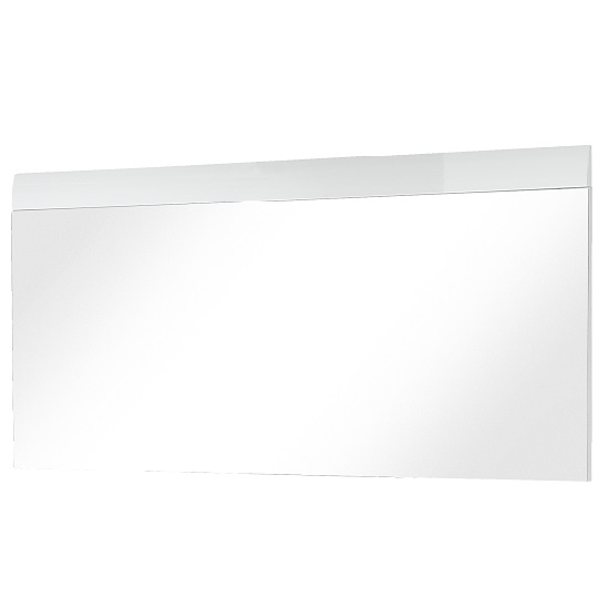 Adrian Large Wall Mirror In White High Gloss Fronts_1