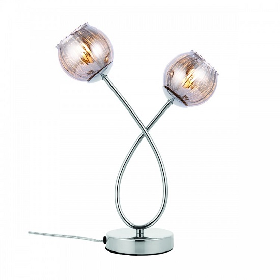 Aerith Crystal Effect Light Table Lamp