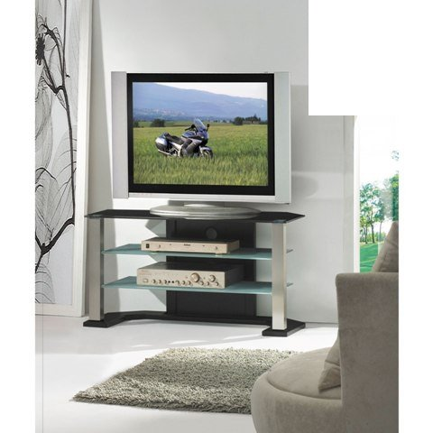 affordable plasma tv stands hamiltonts - 5 Shopping Tips While Choosing Black Glass TV Stands For 42 Inch
