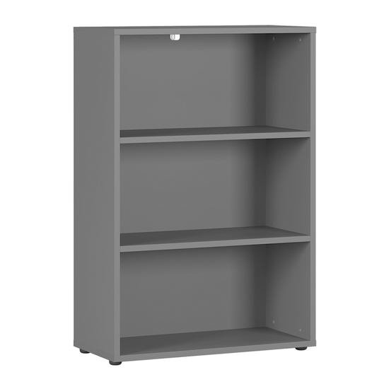 Agenda Wide Filing Sheving Unit In Graphite