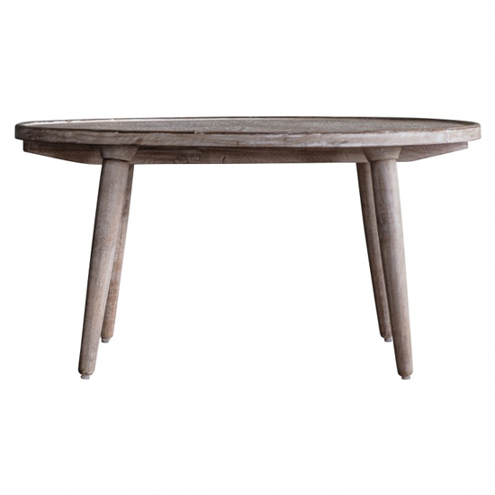 Agra Wooden Coffee Table In Natural White_3