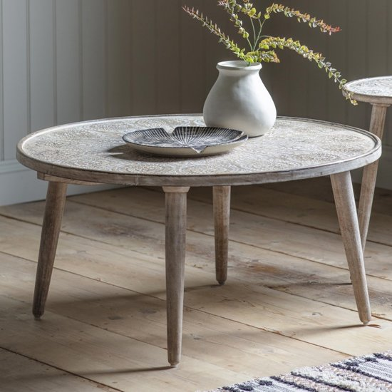 Agra Wooden Coffee Table In Natural White_1