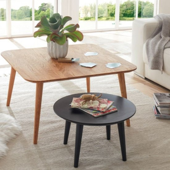 Aleta Wooden Coffee Table In Knotty Oak And Anthracite_1