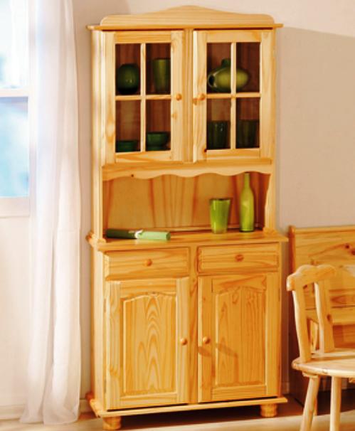 Alicante Buffet Pine Display Sideboard