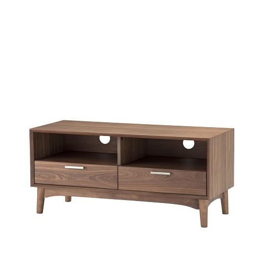 Living Room Walnut Furniture Tv