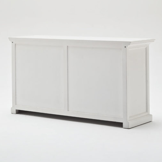 Allthorp Chest Of Drawers In Classic White With 6 Drawers_3