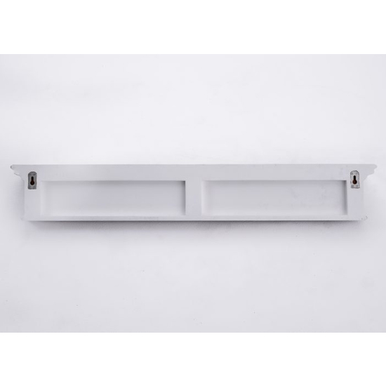 Allthorp Wooden Coat Rack In Classic White With 8 Hooks_3