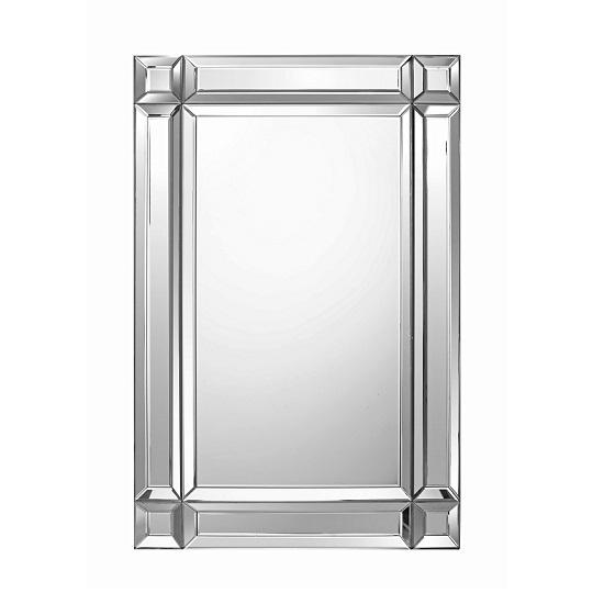 Alvaro Rectangular Wall Mirror