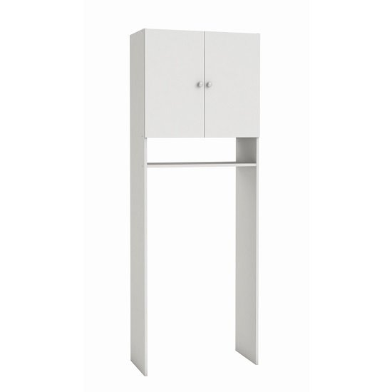 white bathroom cabinets uk ambros modern bathroom cabinet in white with 2 doors 28474 28474