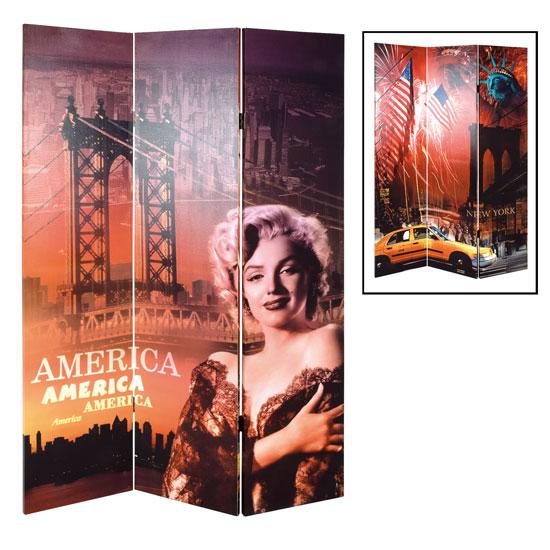 america room divider 30938 - Room Dividers: Vintage And Antique Models To Consider