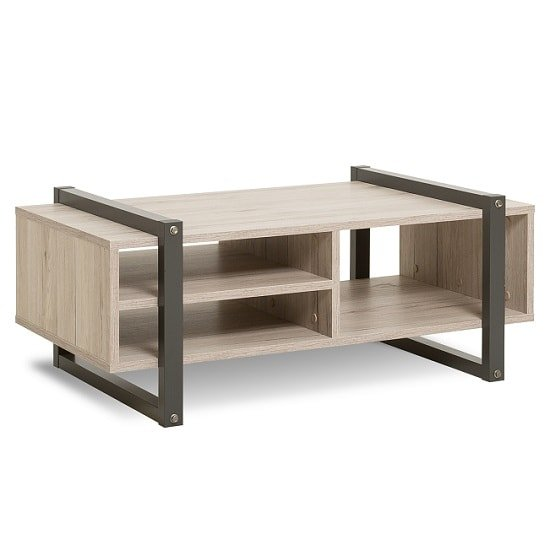 Andora Coffee Table Rectangular In Sorrento Oak And Anthracite_2