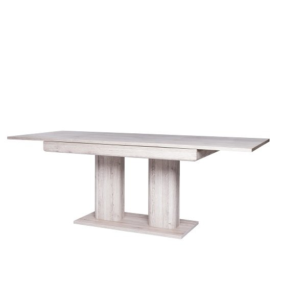 Andorra Wooden Extendable Dining Table In Sorrento Oak_3
