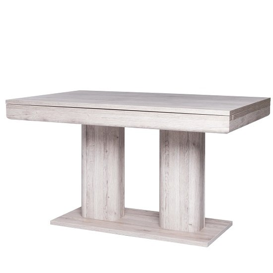 Andorra Wooden Extendable Dining Table In Sorrento Oak_4