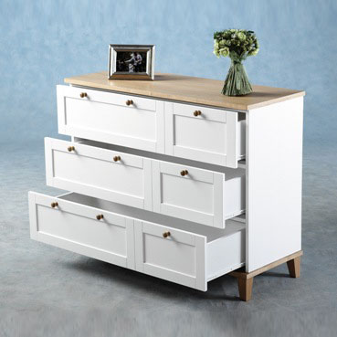arcadia 3 drawer chest bedroom - Personalizing a Drawer Chest