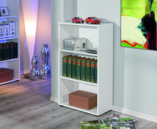 arco 3  - How Can You Make My White Bookcase Into A Gloss White Shine: 4 Major Steps