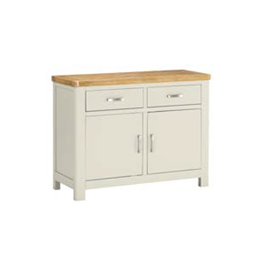 Areli Stone Painted Sideboard With 2 Doors And 2 Drawers_2