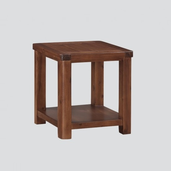 Areli Wooden End Table In Dark Acacia Finish_1