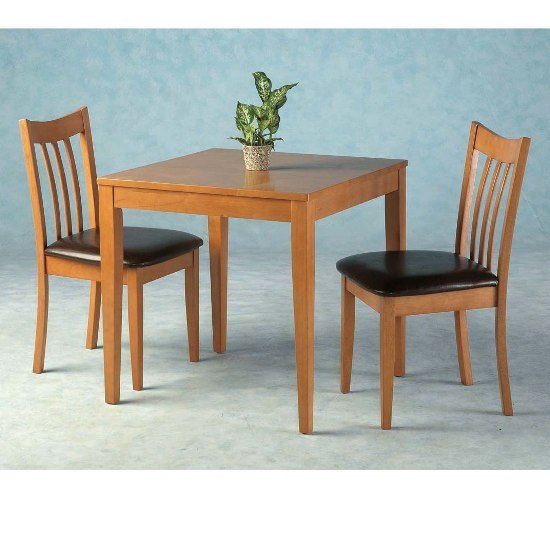 Arran Wooden Dining Table 2 Chairs 4566 Furniture IN Fashi