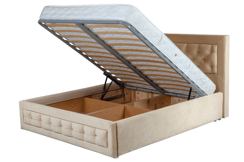 Beds That Lift up for Storage