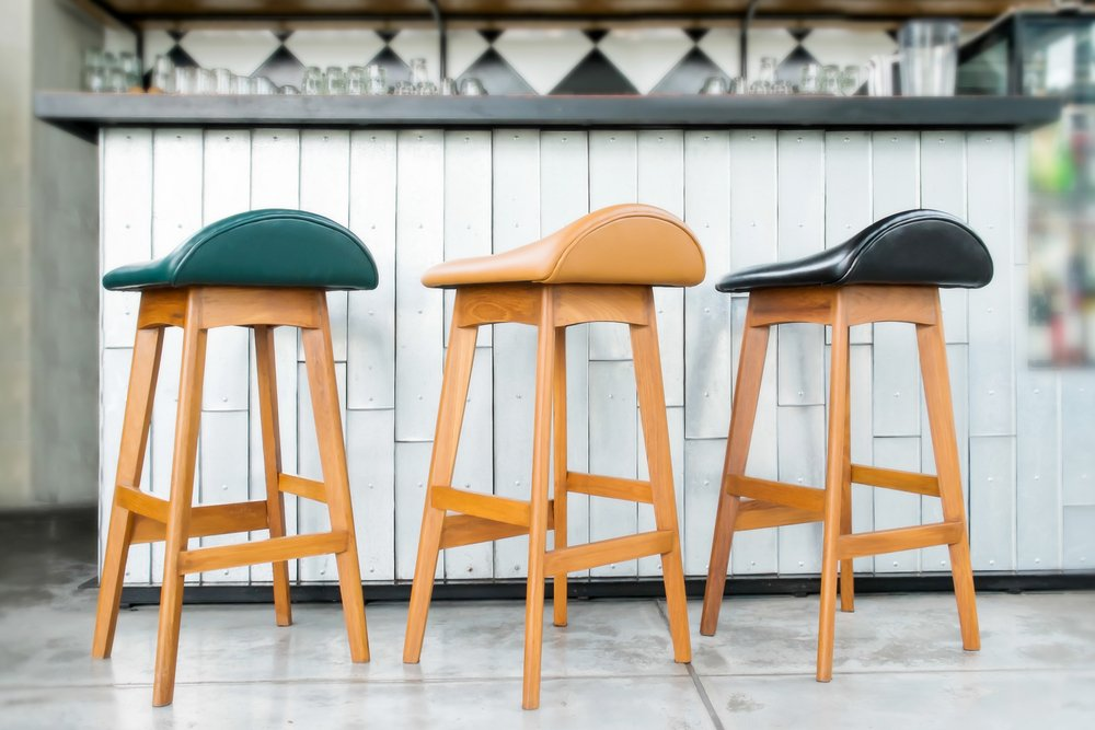 Combination Of Bar Stools
