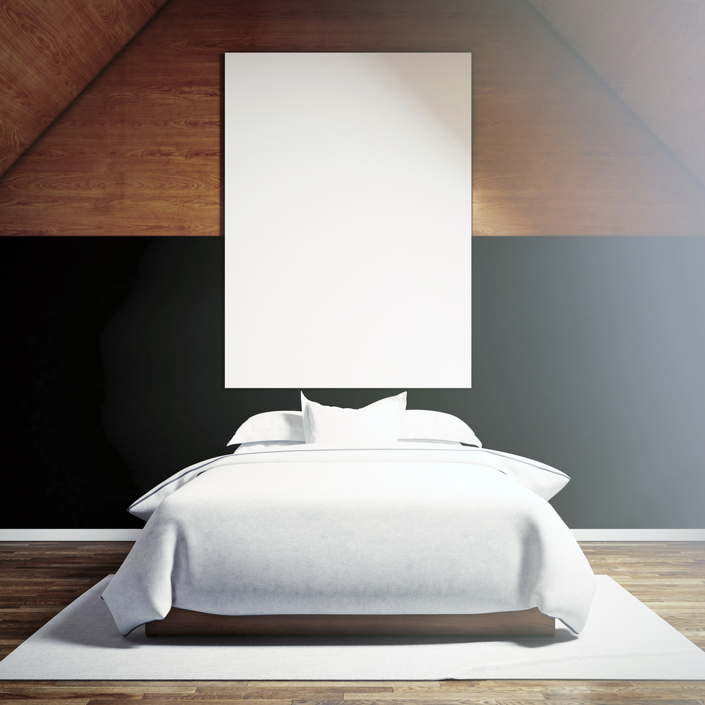 Create a Stylish and Comfortable Guest Bedroom Canvas Screens