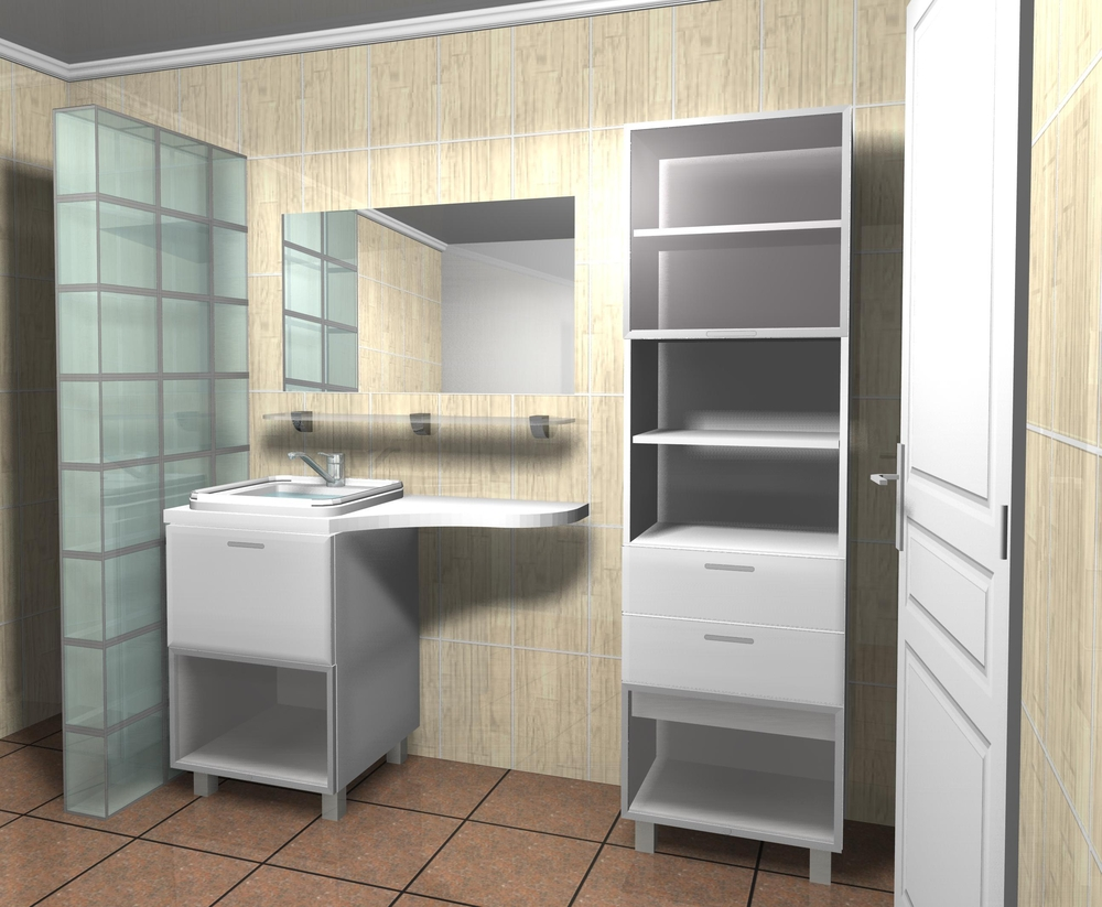 Maximize Your Bathroom Storage With Corner Bathroom Cabinets