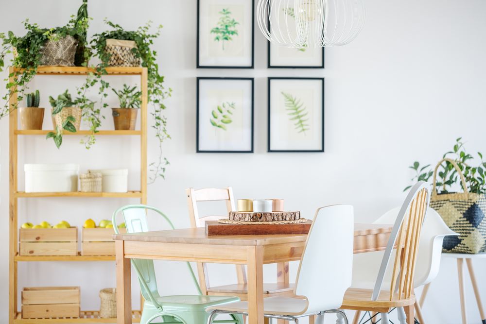 Special Dining Table and Chairs