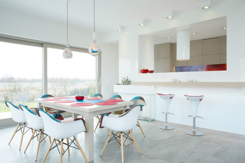 Look and Feel Modern Dining Room Furniture