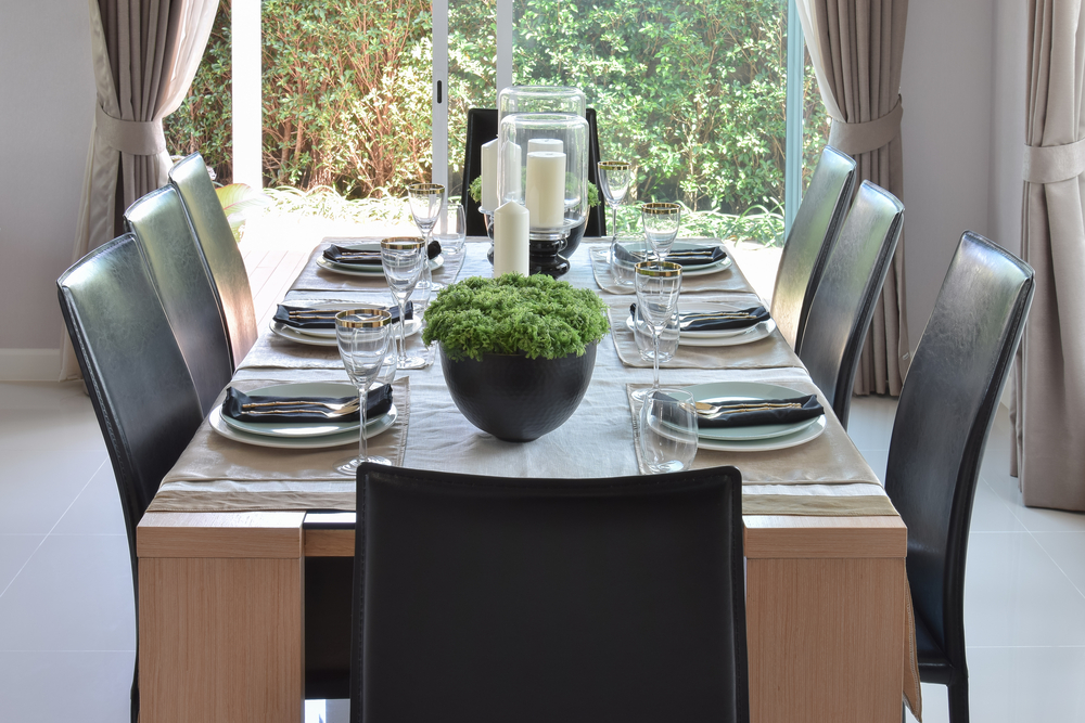 Dining Sets For Families With Children