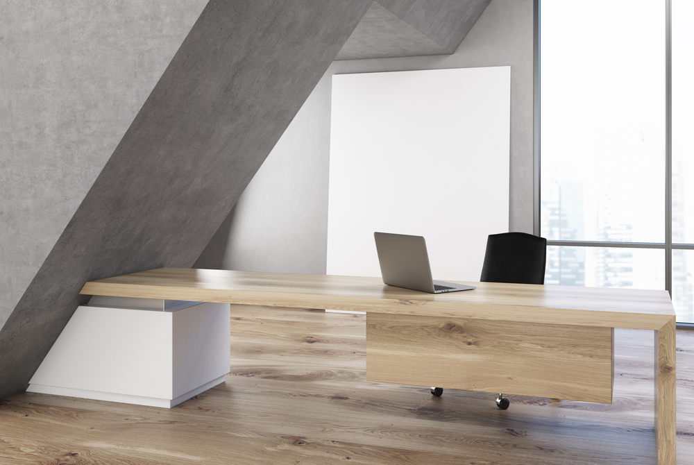Funky Corner Computer Desks for Innovative Ambience