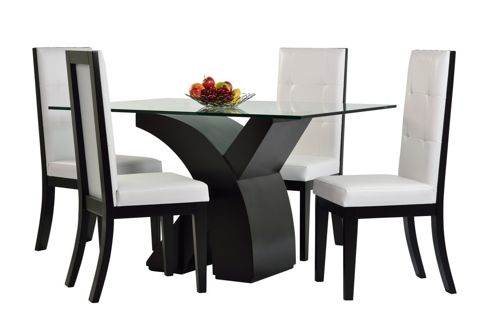 Impressive Glass Dining Table Sets
