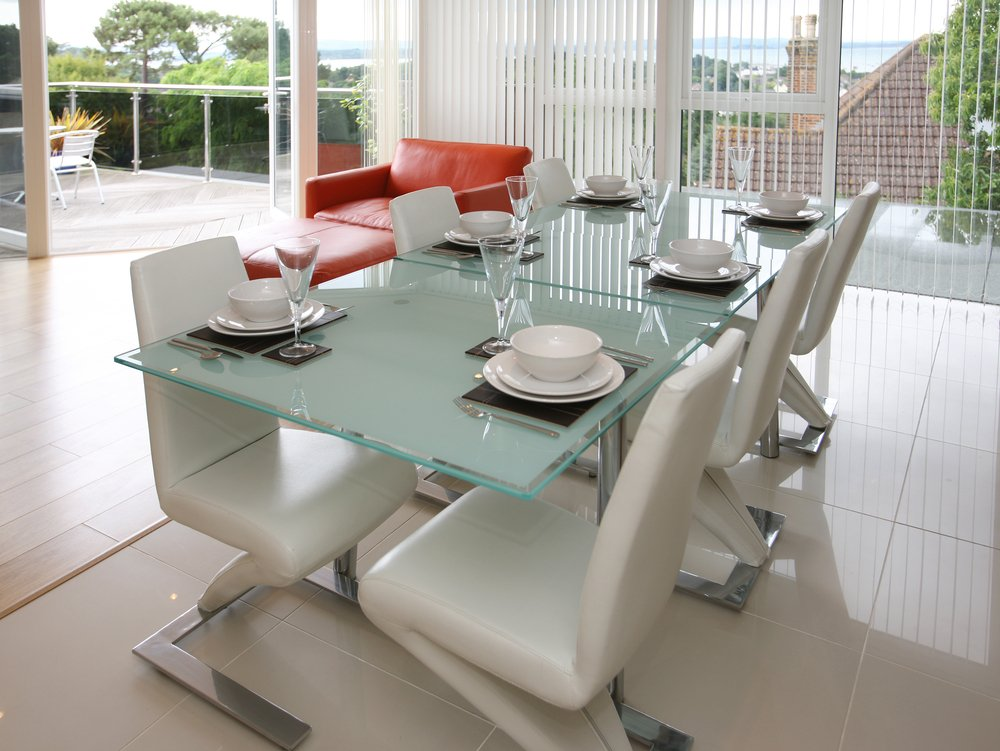 Reinventing Dining Areas with Glass Dining Table and Chairs