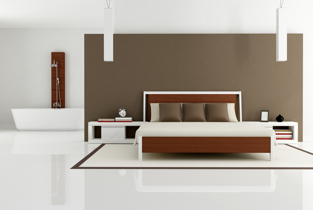 Glossy Bedroom Furniture Make Your Home Look Beautiful
