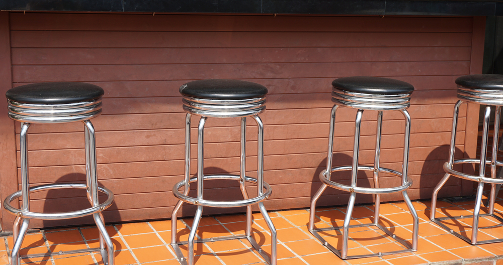 Inexpensive Contemporary Bar Stools