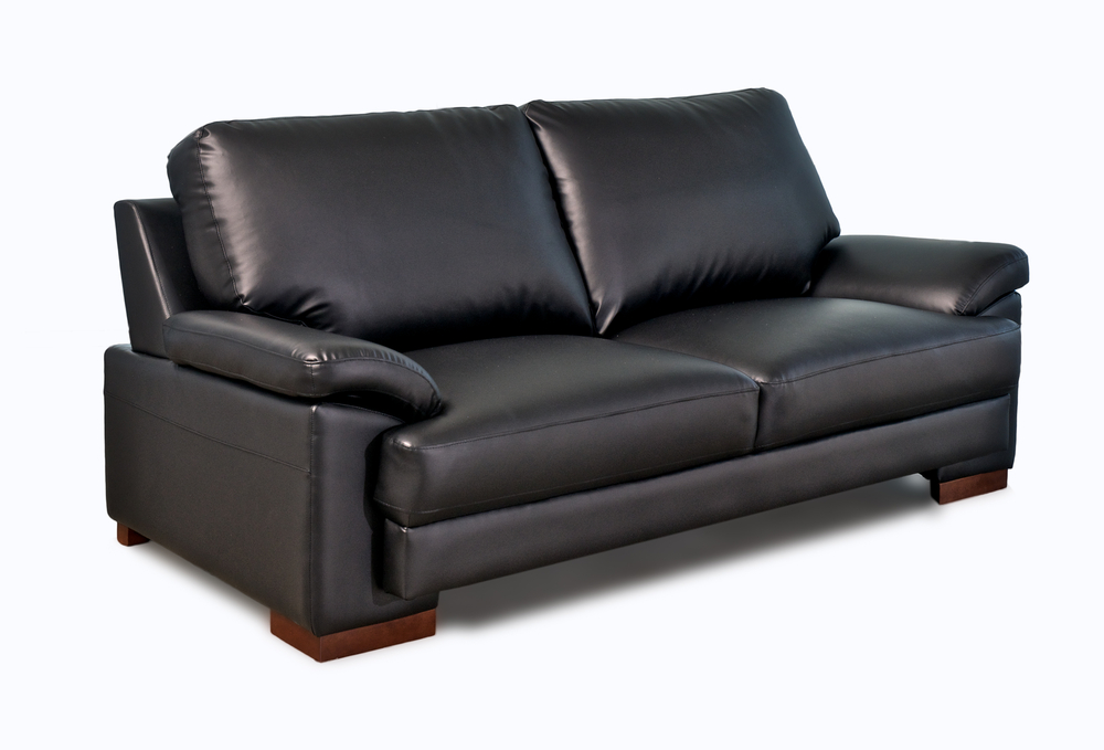 Sumptuous Leather Couches